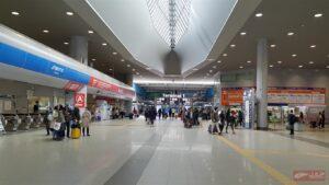 บรรยากาศ Kansai Airport