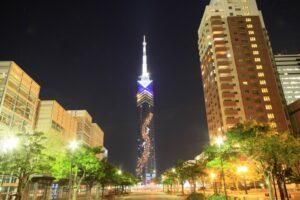 ขอขอบคุณภาพจาก www.fukuokatower.co.jp