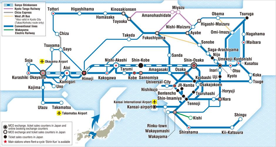 kansai wide map 1