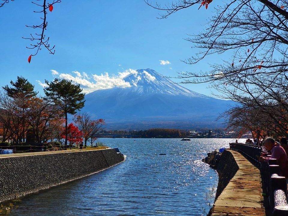 Kawaguchiko Autumn 2019 4