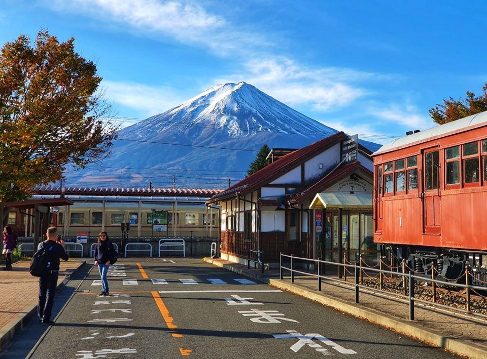 Kawaguchiko Autumn 2019 6 1
