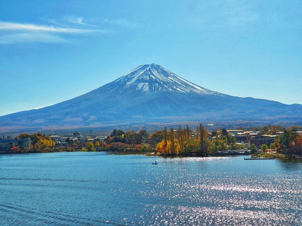 Kawaguchiko Autumn 2019 9 1