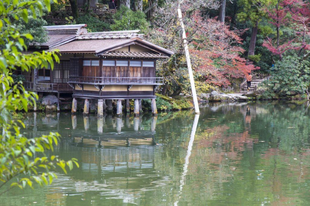Kenrokuen Garden 06