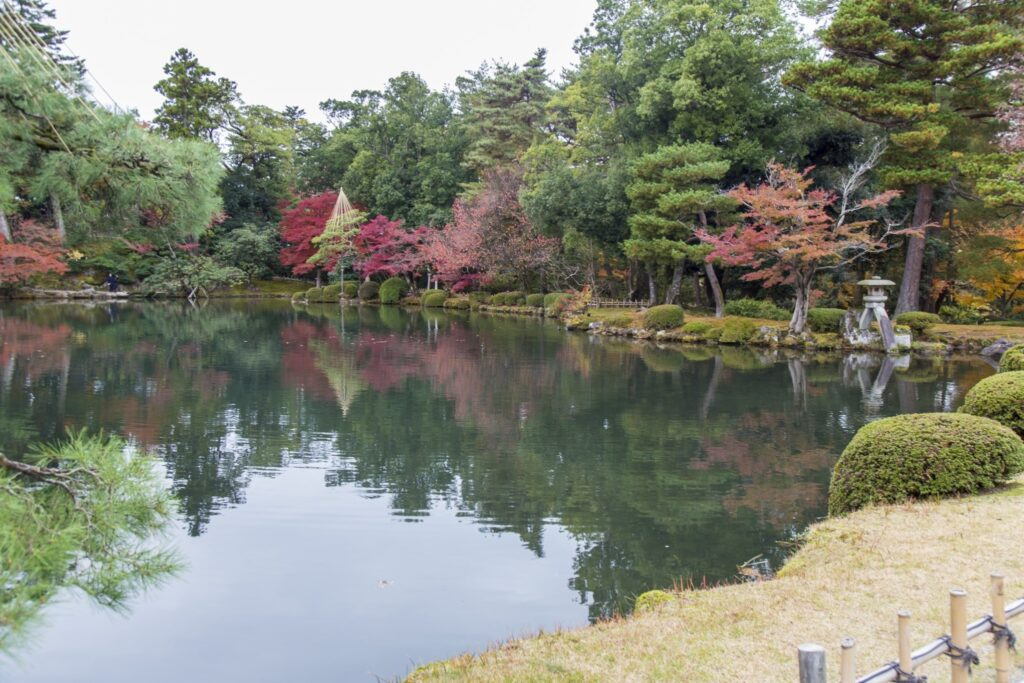 Kenrokuen Garden 07