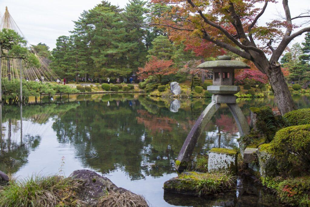 Kenrokuen Garden 08