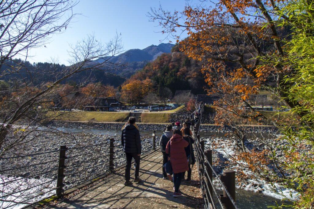 Shirakawago update