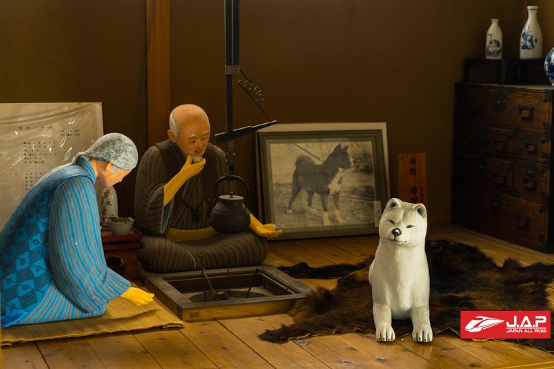 Akita Dog Museum3