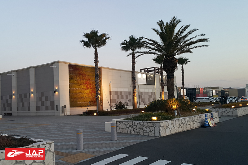 Mitsui Outlet 5
