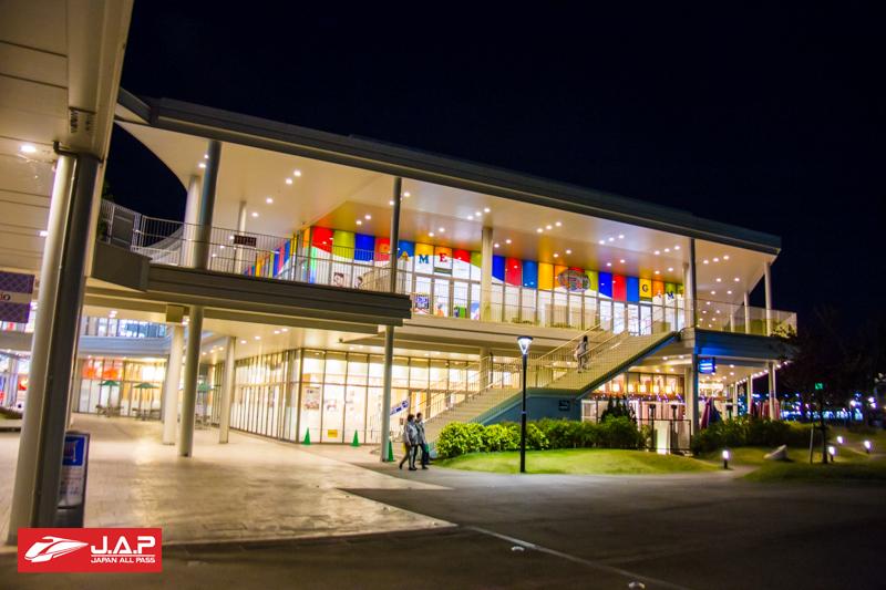 Mitsui Outlet Park Kurashki 5