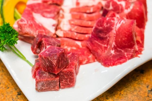 dinner fillet supermarket fresh leaf 1232 3785